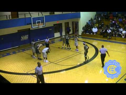 East GA State JUCO's Jahmari Etienne Goes off for 22 points in Final 12 minutes