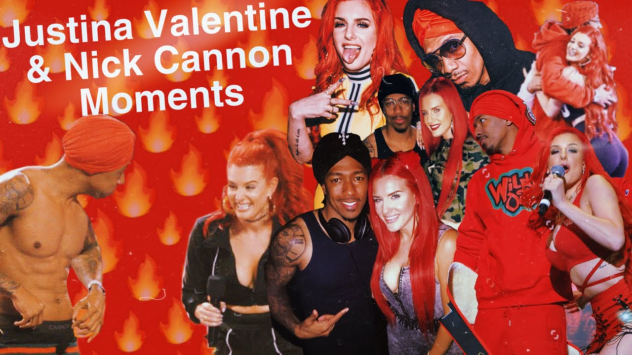 Best of Justina Valentine x Nick Cannon