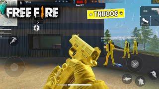 TRUCOS PARA GANAR EN SQUAD VS SQUAD EN FREE FIRE - NUEVO MODO DE JUEGO 4vs4- freefire