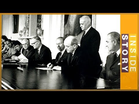 What is the legacy of the 1968 Treaty to ban nuclear arms? | Inside Story