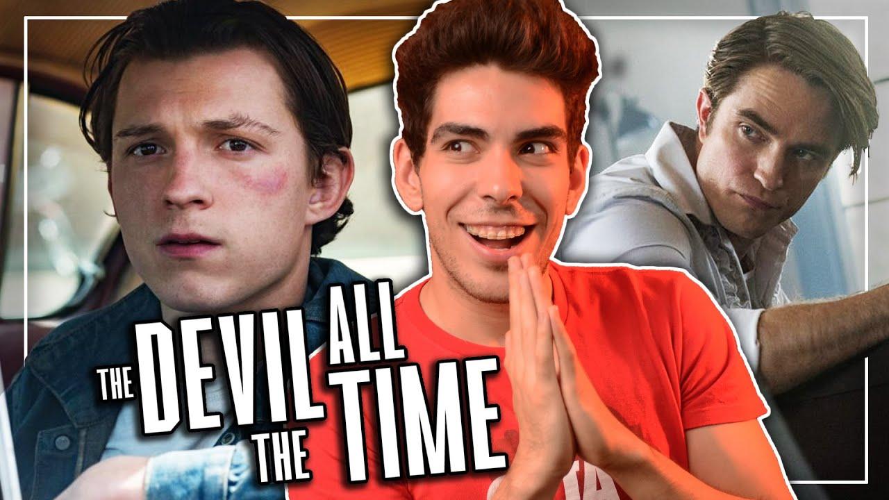 Critica / Review: El Diablo a Todas Horas (The Devil All the Time)