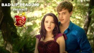 Danny Elephant | Bad Lip Reading Presents: Descendants | Disney XD