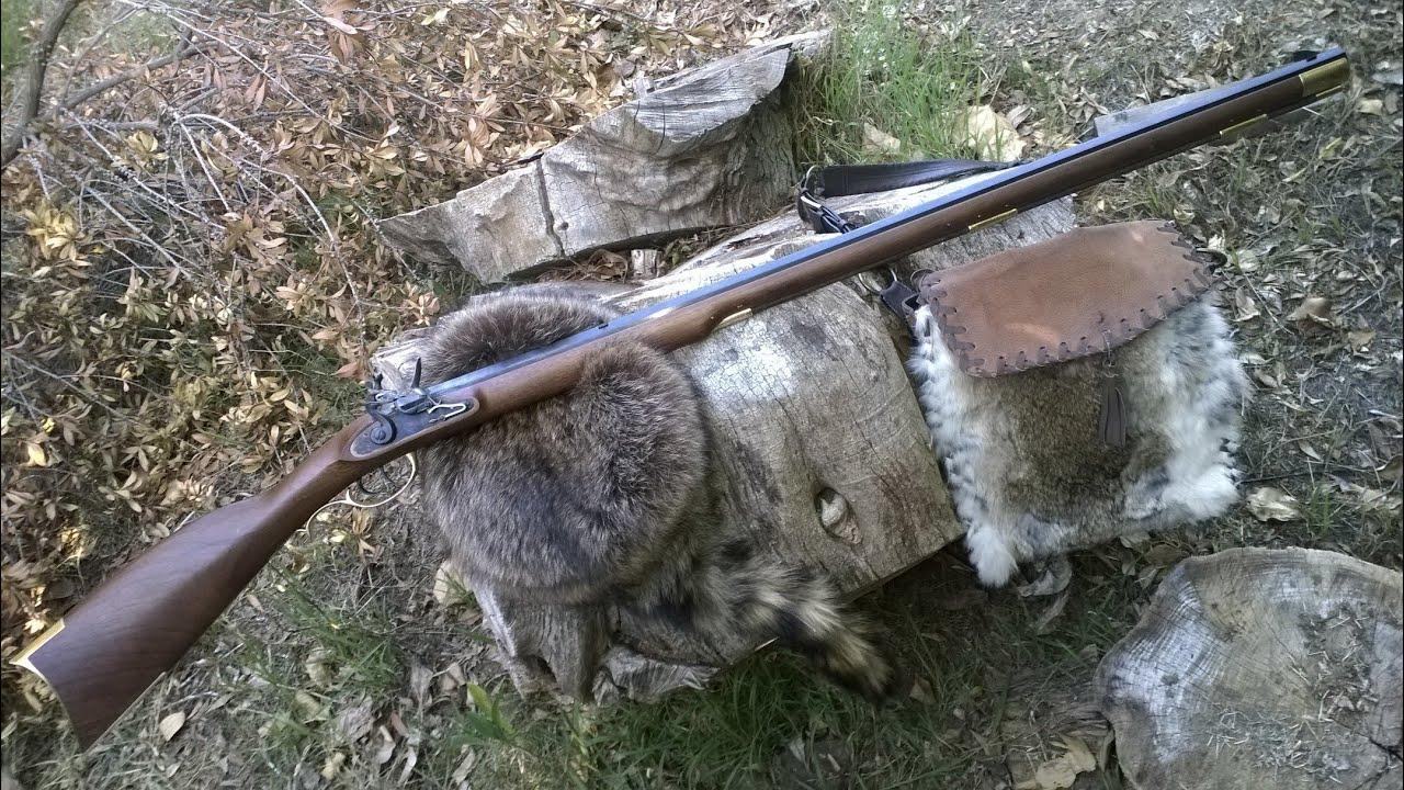 Sighting 50 Cal Muzzleloader