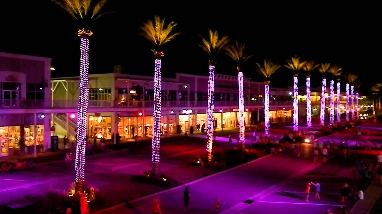 Light Show At The Wharf Orange Beach Al You