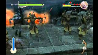 [PS2] The Lord of the Rings The Two Towers - Stage9 Helm
