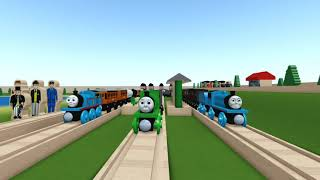 Roblox: Thomas and Friends Crashes 8