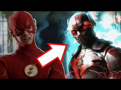 *SPOILER* Is NOT Returning To The Flash? Red Death Villain Rumour Breakdown! - The Flash Season 6