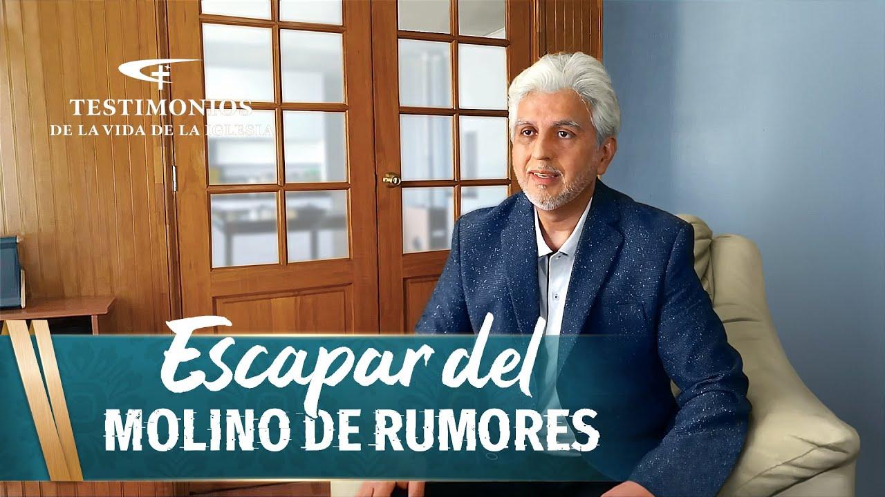 Testimonio cristiano 2021 | Escapar del molino de rumores