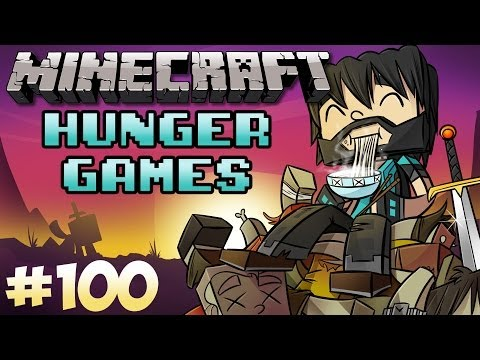 Minecraft : Hunger Games - Game 100 - The Marathon Of Failure!