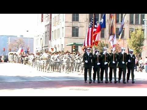 Veterans Day Parade Dallas 11.11.09