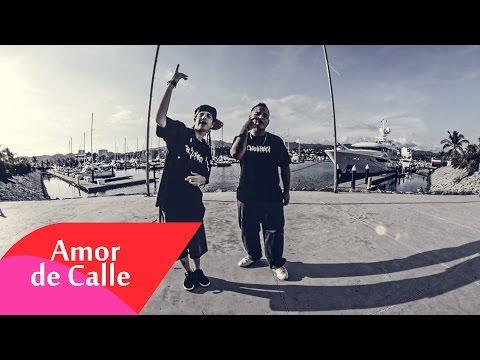 MANIAKO FT. IMPAKTO // AMOR DE CALLE // VIDEO OFICIAL