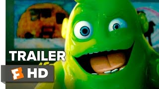 Ghosthunters on Icy Trails Official Trailer 1 (2016) - Karoline Herfurth, Milo Parker Movie HD