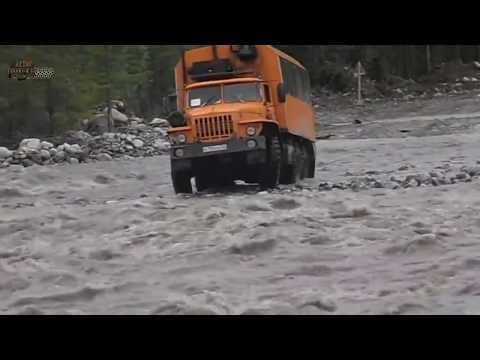 Дороги Севера - YouTube