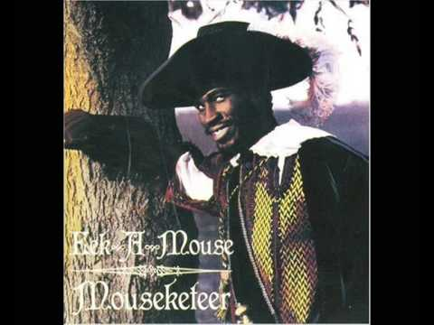 Eek A Mouse - Star, Daily News Or Gleaner  1984