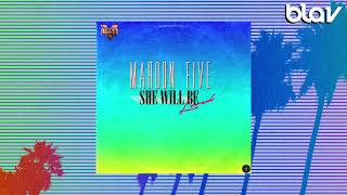 80s Remix: Maroon 5 - She Will Be Loved @blavmusic