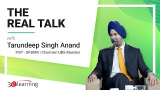 How to excel in an Interview The Real Talk with Mr Tarundeep Singh Anand Chairman UBS Mumbai