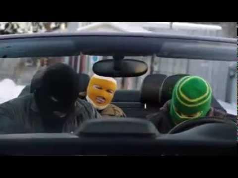 Volkswagen Beetle Convertible - Funny car commercial