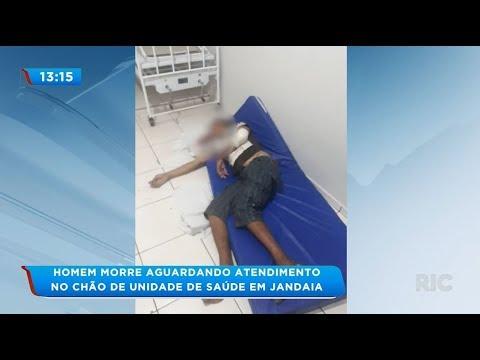 Homem morre em pronto-socorro após esperar 6 horas por atendimento; assista!