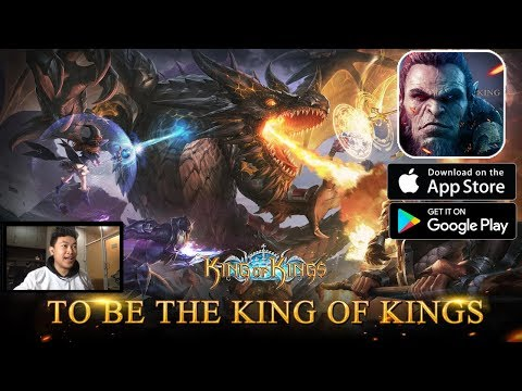 King Of Kings (ENG) Android/iOS Open World MMORPG