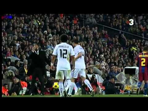 FC Barcelona Vs. Real Madrid 5-0 || 29-11-2010 || La Pelicula