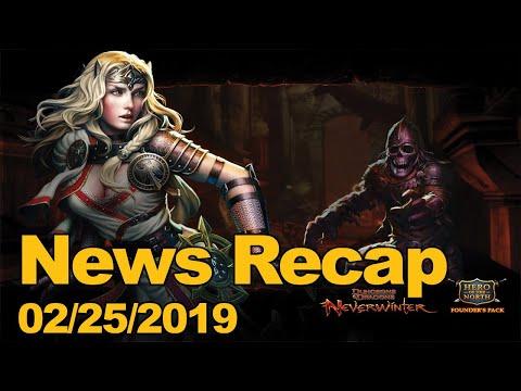 MMOs.com Weekly News Recap #188 February 25, 2019
