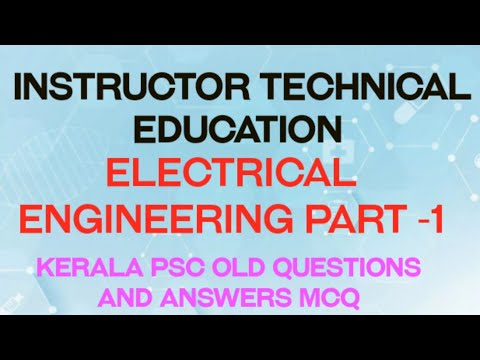 ELECTRICAL AND ELECTRONICS /REPEATED QUESTIONS/GATE /PSC /SSC /UPSC