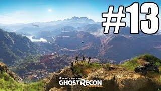 The FGN Crew Plays: Ghost Recon Wildlands #13 - Tactical Tractor (PC)