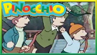 Pinocchio - פרק 40
