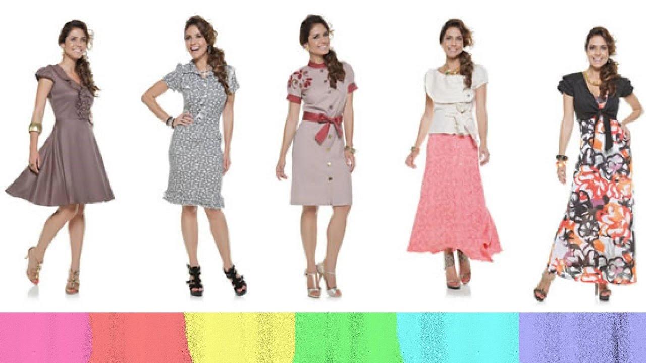 Fotos de vestidos para mujeres cristianas