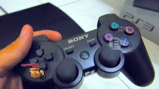 Ps3 Slim Unboxing Model CECH 3006B REVIEW INDONESIA