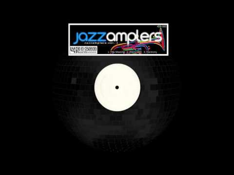 Jazzamplers - The Meeting - ( Original Mix ) - 4Disco Records