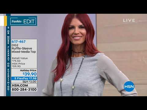 HSN | Sunday Fashion Edit . http://bit.ly/379nlpx