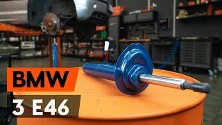 Cómo reemplazar Amortiguador 3 Touring (E46) - vídeo manual paso a paso