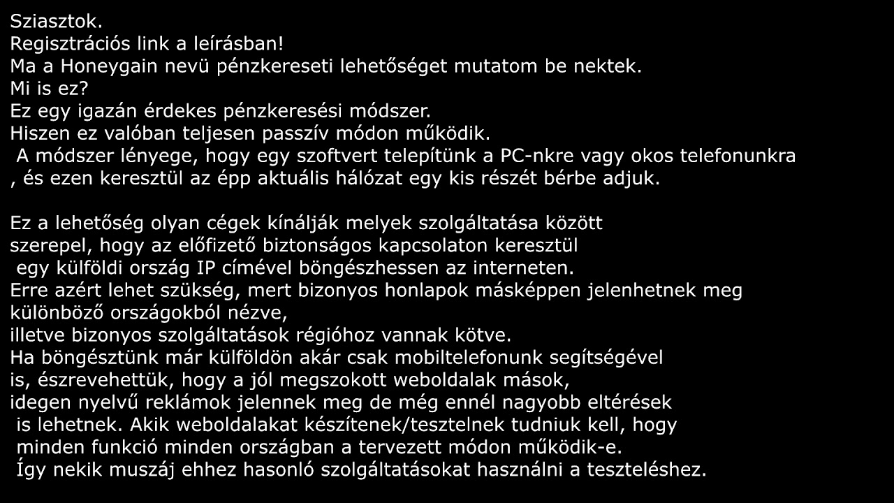 pénzkereseti hálózat)