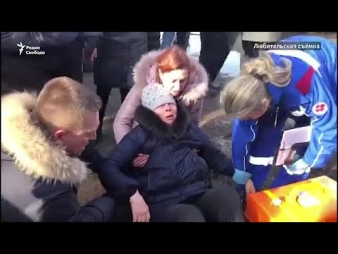 """""""Ситуация накалена до предела"""". В Москве во время протестов пострадали местные жители"""