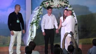Венчание Даниила и Лены 30 08 2015