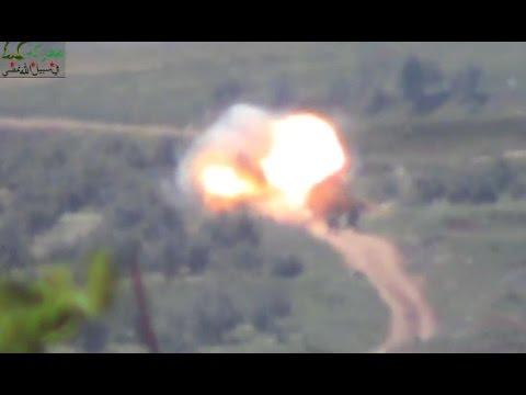 مقتلة للمليشيات الإيرانية الشيعية شمال حماة وإحصاء الخسائر شبه مستحيل