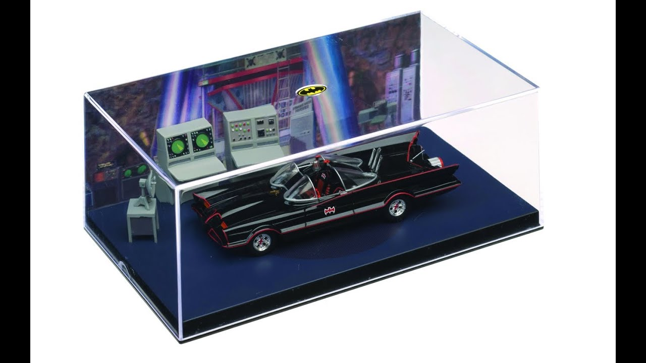Batman Auto Collection Automobilia Fabbri Eaglemoss Review - #2 ...