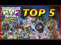 "TOP 5 SCIENTISTS - Plants vs Zombies Garden Warfare 2 ""Top 5 Characters"""