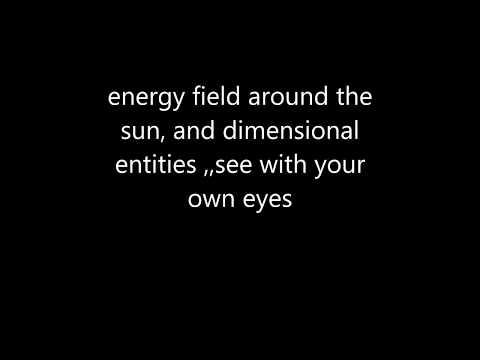 the bleeding veil ,,part 2 sun energy field/wave