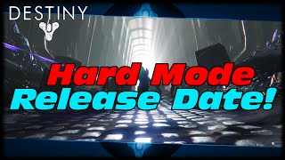 Destiny Weekly Update Crota's End Hard Mode Release Date! Bungie Weekly Destiny Update!