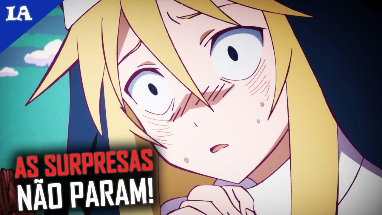 Esse Anime TÁ IMPREVISÍVEL! (e ainda te faz pensar!)