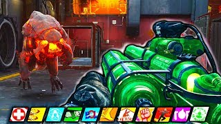 BOSS FIGHT THE BEAST FROM BEYOND FULL EASTER EGG BOSS FIGHT IW ZOMBIES