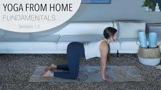 Session 1.3 - Yoga From Home