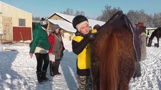 Конные пробеги Кайдало 3 02 18