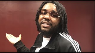 CALICOE ON WHO HE GOT: HOLLOW OR ARSONAL? RIGHT BEFORE THEIR BATTLE! UN-CUT