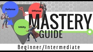 Mastery Guide - Beginner/Intermediate | Marvel Contest of Champions