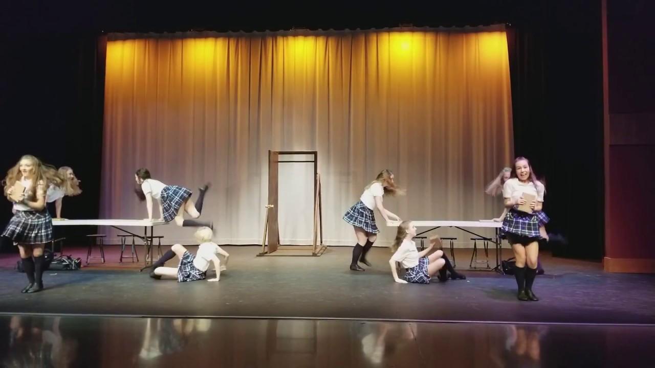 ENCORE Dance Company \ The Magic Door\  2018 - \u0027In the Classroom\u0027 & ENCORE Dance Company \