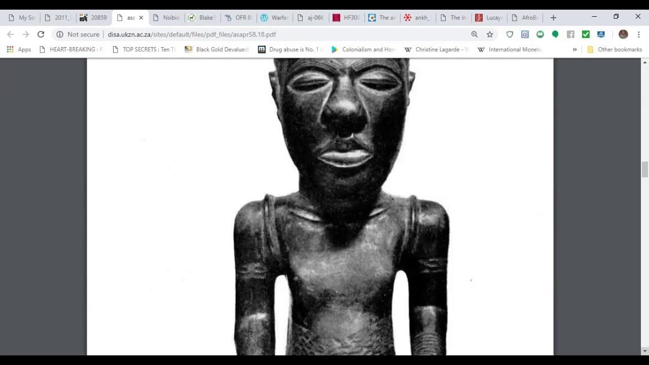 SHAMBA BOLONGONGO: AFRICAN KING OF PEACE