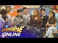 It's Showtime Online: Ritchel Mondigo says that she is a single mother